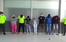 Policía desarticula banda delincuencial 'Los Guarapos'
