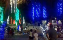 Polémica por alumbrado navideño en San Andrés por $1.550 millones