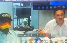 Procuradora niega recusación del alcalde Dau en proceso de la UdeC