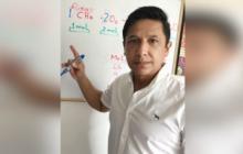 Álex Reyes y su 'química' con la educación
