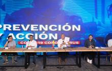 Presidente Iván Duque sanciona Ley de Vacunas