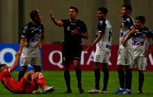 Teófilo Gutiérrez está habilitado para el juego de vuelta ante Coquimbo Unido