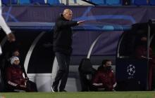 """El técnico afirmó que para el Real Madrid """"solo hay finales""""."""
