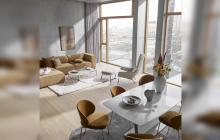 Balance, la clave para ambientar los espacios del hogar