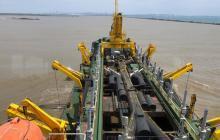 Puerto de Barranquilla tendría draga de mayor capacidad