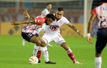 Didier Moreno jugó su más reciente partido ante Unión La Calera.