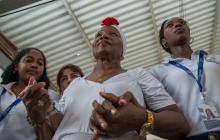 El 11,75% de las víctimas registradas en el país hacen parte de las comunidades afrodescendientes.