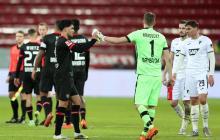 Leverkusen aprovecha y se hace con el liderato de la Bundesliga