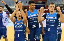 Jaime Echenique y el Acunsa GBC vuelven a triunfar en la Liga ACB