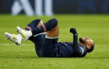 """Exámenes médicos """"tranquilizadores"""" para Neymar"""