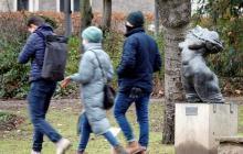 """Los esfuerzos contra la Covid """"no han sido suficientes"""": presidente alemán"""