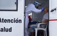 Suben los casos de Covid en Atlántico: 593 nuevos contagios y 6 muertes
