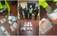 Decomisan cocaína en buque filipino atracado en zona portuaria
