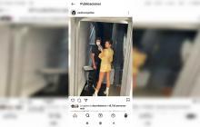 En el instagram de... Paulina Vega (@paulinavegadiep)