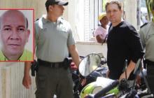 El fiscal Gustavo Adolfo Orozco (recuadro) y el juez 13 Penal Municipal, Rafael Uribe Henríquez.
