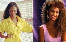 """La actriz Naomi Ackie será Whitney Houston en el """"biopic"""" de la cantante"""