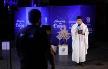 Gobernación llevará novenas a hogares a través de televisión y redes sociales