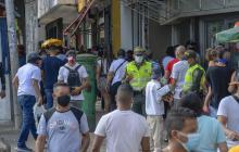 Colombia mira la Navidad con preocupación por recrudecimiento de la pandemia