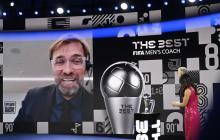 Klopp venció en la votación a su compatriota, Hanks Flick, y a Marcelo Bielsa.