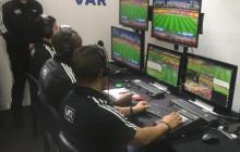 El VAr no ha sido criticado en el fútbol colombiano.