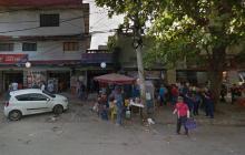 Asesinan a hombre dentro de un salón de juegos en San Roque