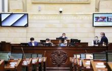 Tras conciliación, Código Electoral pasa a la Corte Constitucional