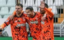 Cristiano y Morata arrollan al Parma en el Calcio Italiano