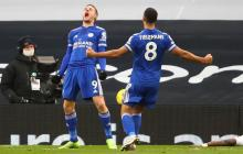 El Leicester aparta al Tottenham de la candidatura a la Premier