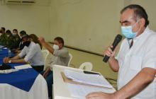 Tras masacre en San Marcos el Estado realiza visita humanitaria