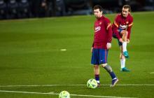 """""""Estoy bien y con ganas de pelear por todo que tenemos"""": Lionel Messi"""