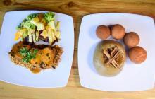 'Pernil ahumado a la pasión', tradición y sabor en Nochebuena