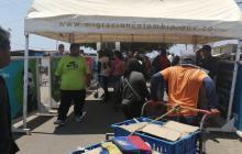 Colombia no vacunará a venezolanos que no tengan doble nacionalidad