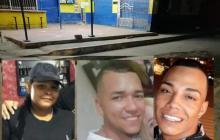 Autoridades investigan triple homicidio en Santa Marta