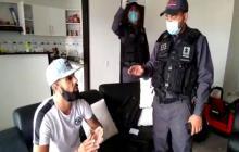 Fiscalía captura en Cali a neerlandés acusado de enviar cocaína a Europa