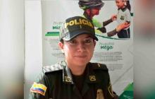 Una mujer asume el mando de la Policía en Sincé