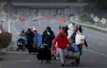 Duque teme colapso de la salud si se aplica vacuna a migrantes ilegales