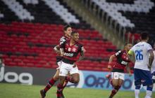 Flamengo viene de derrotar 4-3 al Bahía por la jornada 26 del Brasileirao.