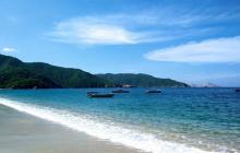 Parques Nacionales reabrió la playa Bahía Concha
