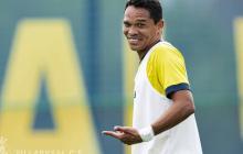 Bacca regresó a los entrenamientos con el Villarreal