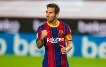 """Lionel Messi se mostró con """"ganas"""" de disputar la temporada 2020/21 con el Barcelona."""
