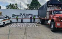 Golpe al narcotráfico en las vías de La Guajira