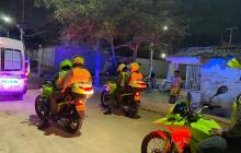 Rolando Ochoa amenizó 'Covid-fiesta' en Juan de Acosta