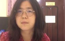 Condena de 4 años a periodista china que informó sobre Covid en Wuhan