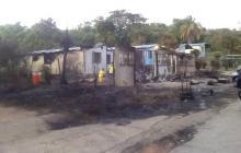 Explosión de bombonas de gas deja más de 40 heridos en Venezuela
