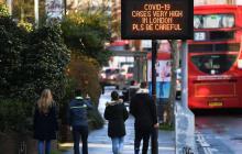 Casos diarios de Covid se dispara este martes en Reino Unido: más de 53 mil