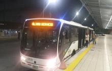 Así operará Transmetro este 1 de enero