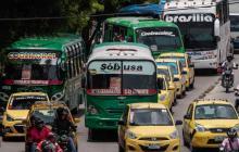 Autorizan aforo hasta del 70% en transporte público colectivo