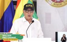"""""""2021 será el año del optimismo"""", dice Dau en rendición de cuentas"""