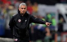 Reinaldo Rueda termina su proceso al mando de la selección chilena de fútbol
