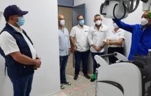 Defensor del Pueblo visita hospitales y centros de salud en Córdoba